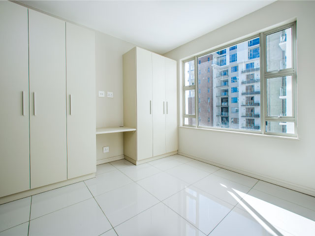 Mini Penthouse Bedroom