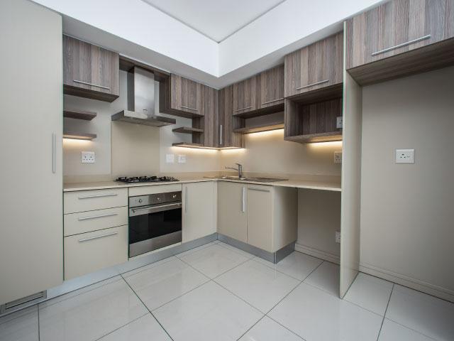 Mini Penthouse Kitchen